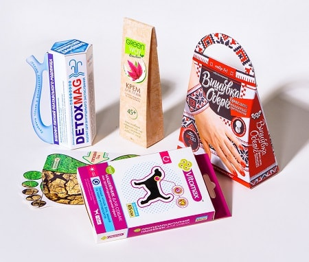 Коробки из картона: изготовление и продажа 1