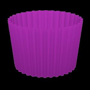 Формы для маффинов фиолетовые 30х24 / 6000 шт. 15