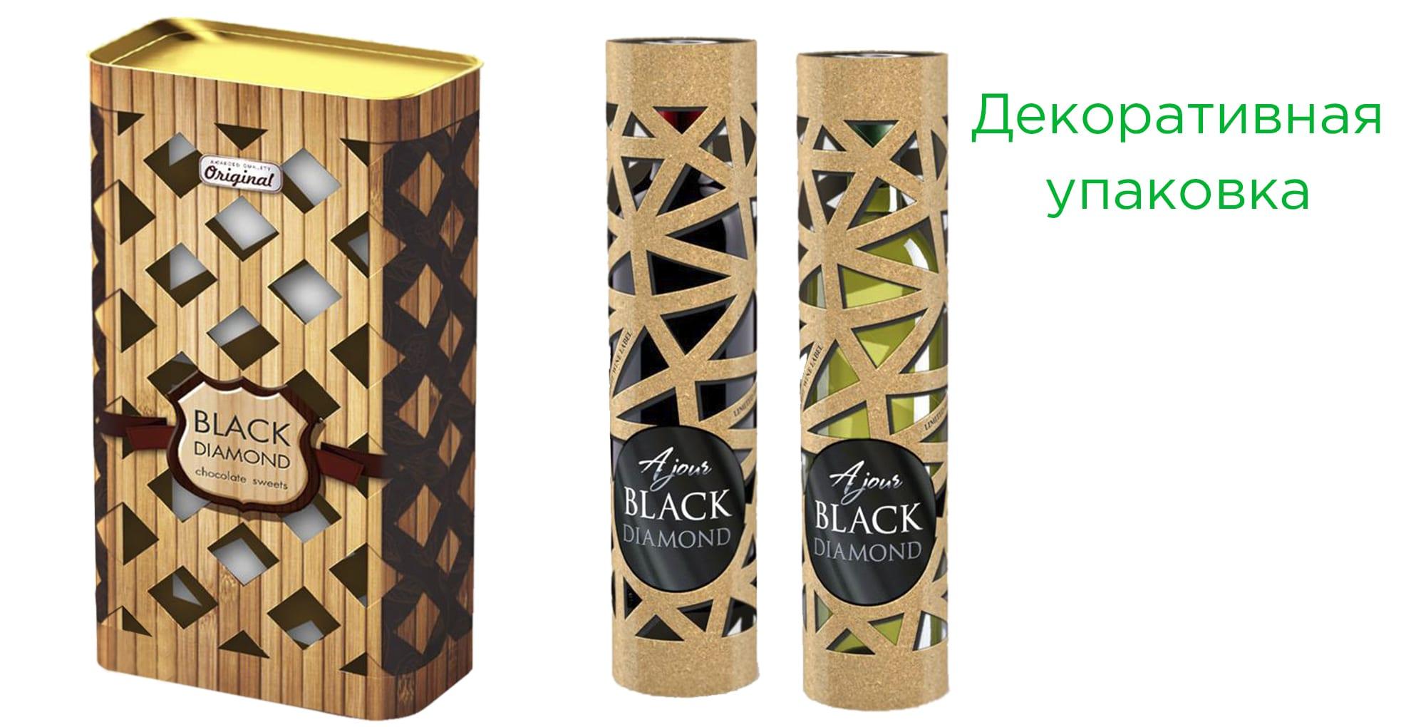 Декоративные коробки для подарков и корпоративных сувениров 1