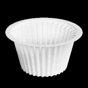 Капсулы для капкейков белые 50х35 / 50г / 900 шт. 1